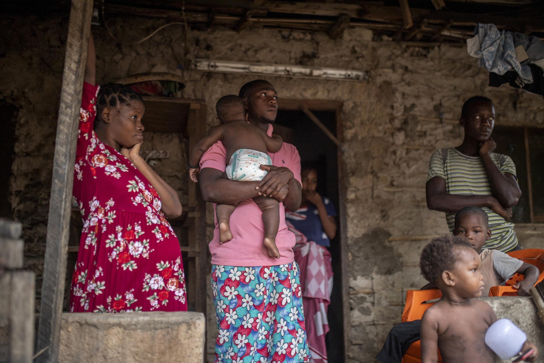 Deslocados de Cabo Delgado