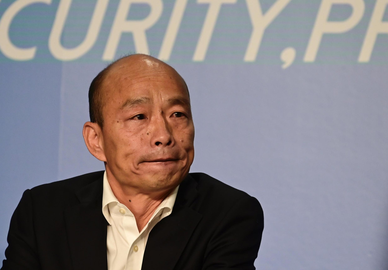Thị trưởng thành phố Cao Hùng, ông Hàn Quốc Du, ngày 14/11/2019.