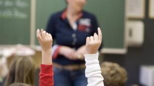 Bruxelles a publié un rapport sur le salaire des enseignants.