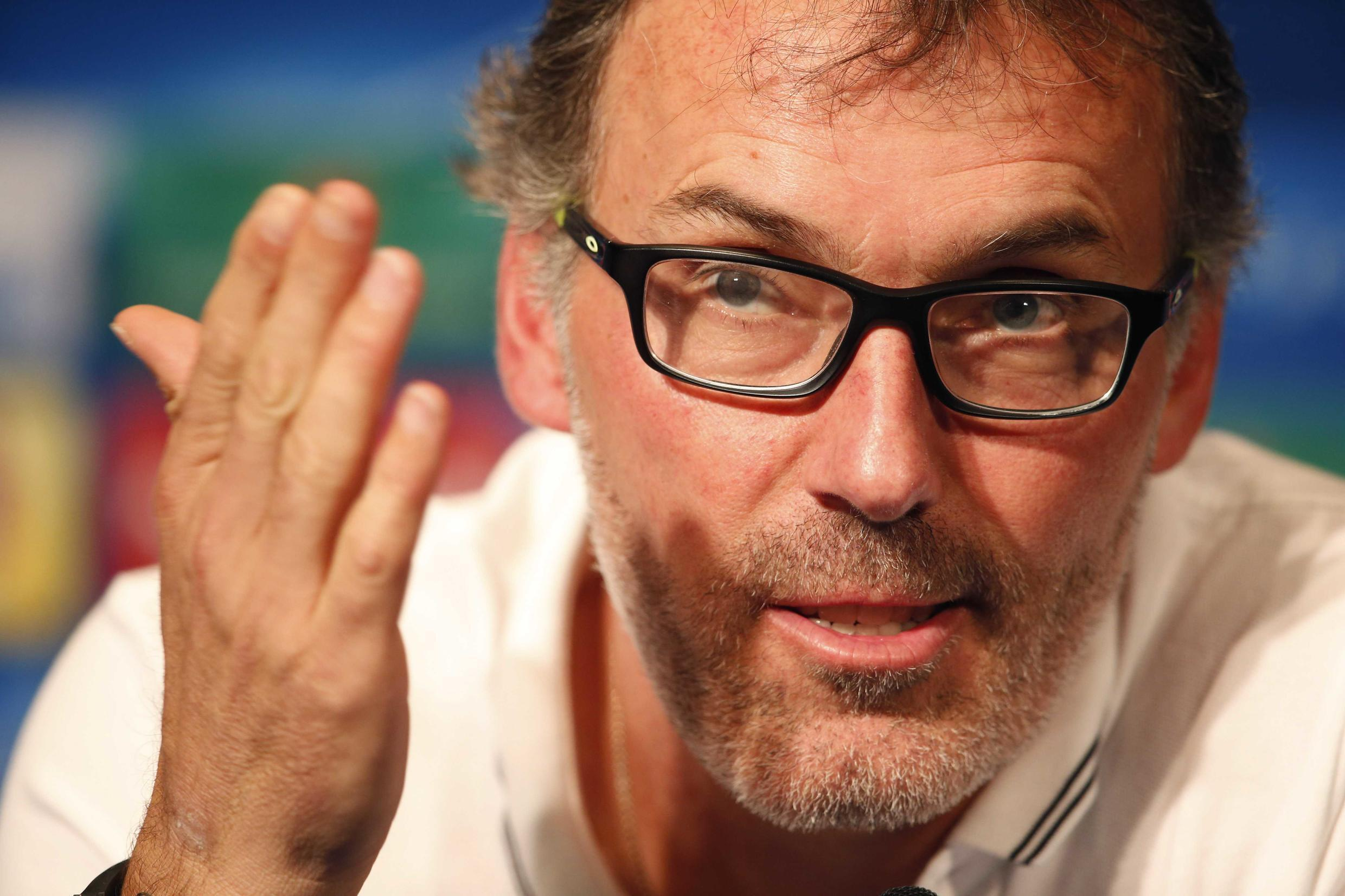PSG manager Laurent Blanc says his side has two main trophy targets for 2016.