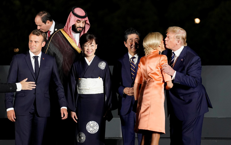 G20 reunido no Japão