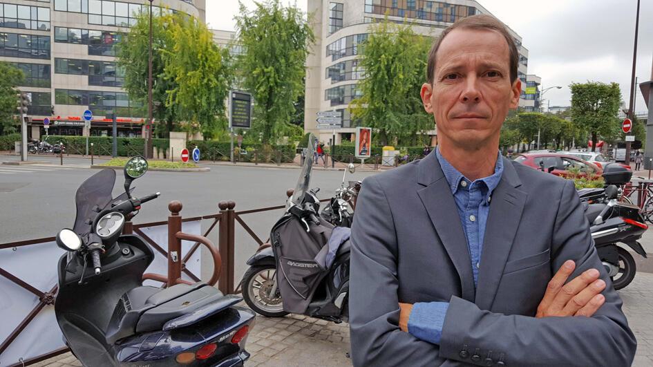 Laurent Castaignède plaide pour un contingentement de tous les véhicules motorisés