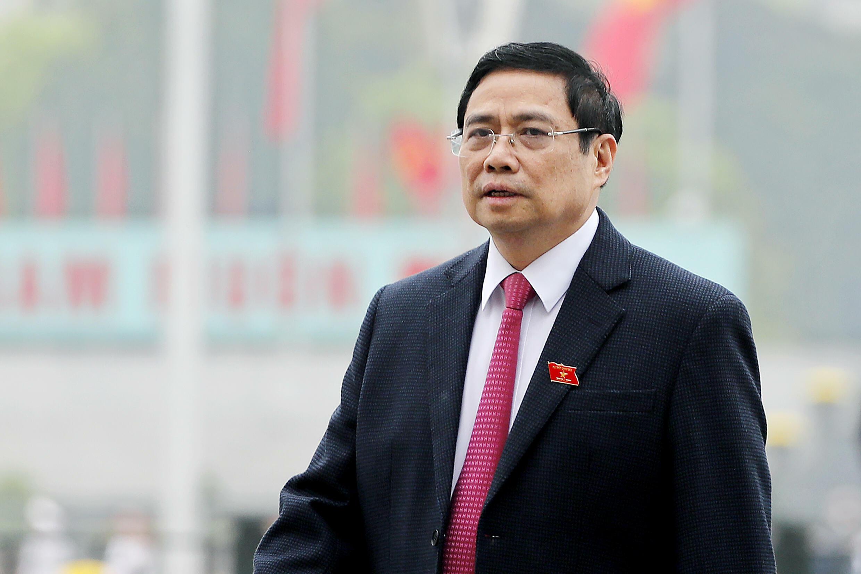 Vietnam - Premier Ministre - Pham Minh Chinh