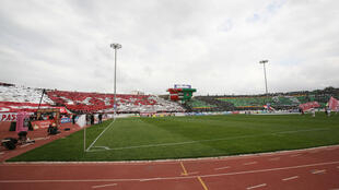 Le Stade Mohammed V de Casablanca.