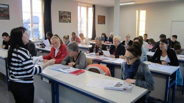 Le collège Notre-Dame de Lanvollon propose des cours d'espagnol aux adultes.