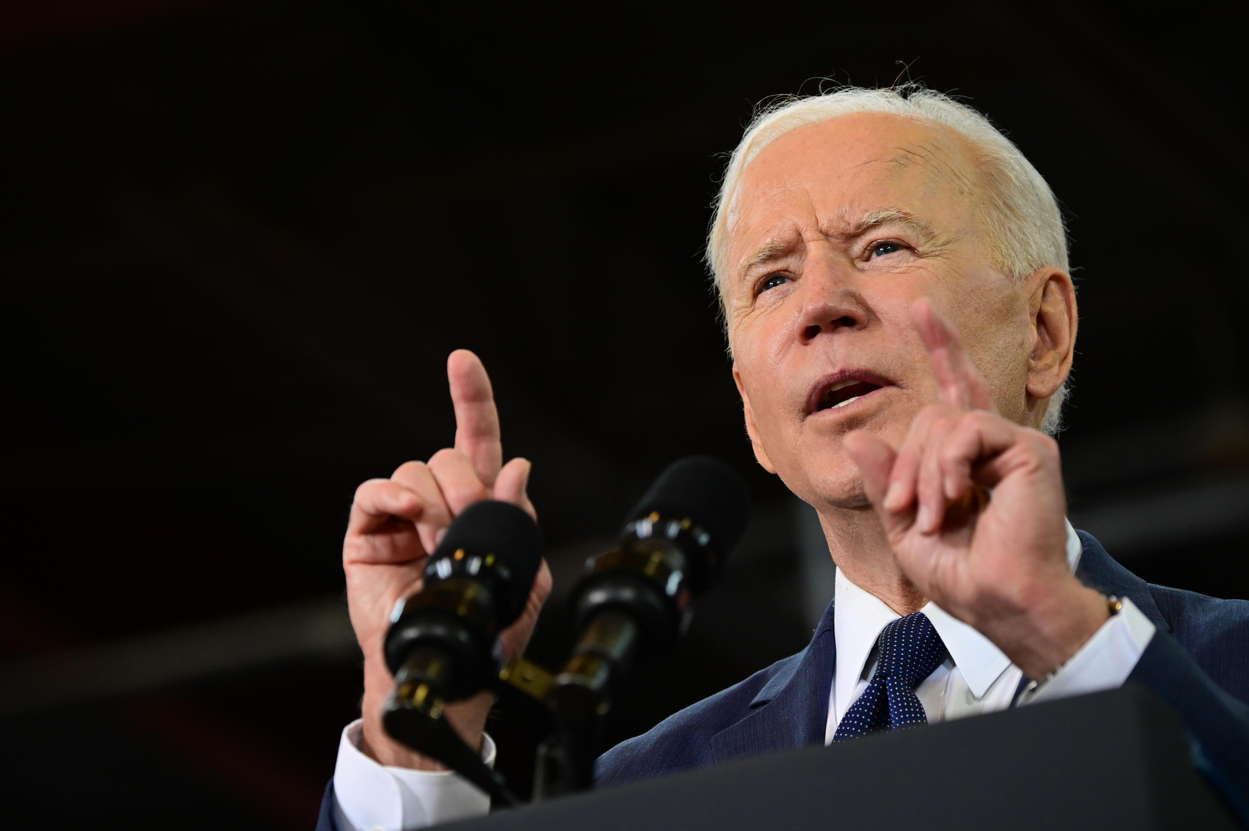 US President Joe Biden has decided not to throw out the first pitch of the Major League Baseball season, declining an invitation from the Washington Nationals to attend Thursday's home opener
