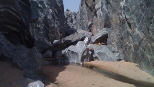 Les gorges de Kola au Cameroun