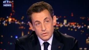 Nicolas Sarkozy, 24 августа 2016 года