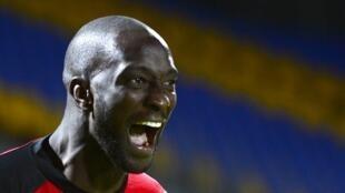 L'attaquant malien de Guingamp Mustapha Yatabaré en est déjà à trois buts en trois matches de Ligue 1.