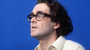 Michel Legrand, à Paris, le 21 janvier 1970.