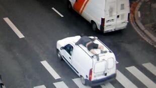 Мужество польского шофера