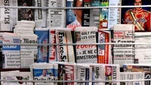 Из-за эпидемии коронавируса компании вынуждены уменьшать свои рекламные бюджеты, и газеты и журналы – сокращать тиражи