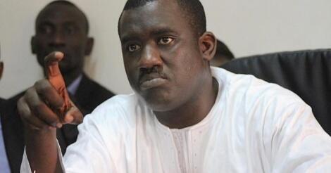 Moussa Tine, conseiller spécial de Khalifa Sall (capture d'écran)