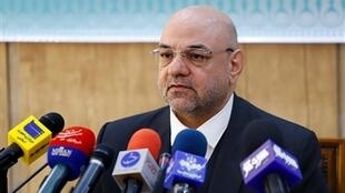 احمد تویسرکانی، مشاور ابراهیم رییسی رئیس قوۀ قضاییه و رئیس سابق سازمان ثبت اسناد و املاک کشور