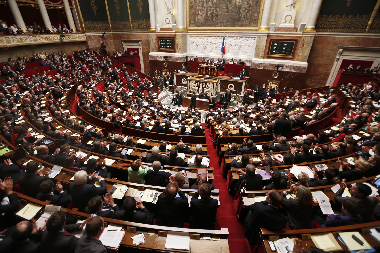 Национальное собрание Франции ратифицировало пакт бюджетной дисциплины ЕС 9 октября 2012.