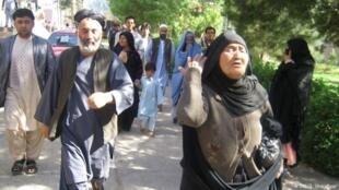 پناهجویان افغان در ایران
