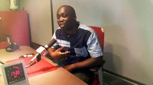 Arthur Banga, enseignant-chercheur ivoirien à l'université Félix Houphouët-Boigny d'Abidjan.