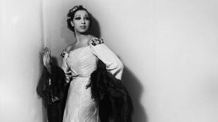 « Joséphine Baker, première icône noire », documentaire d'Ilana Navaro, en compétition au Festival international du documentaire Fipadoc, à Biarritz, France.