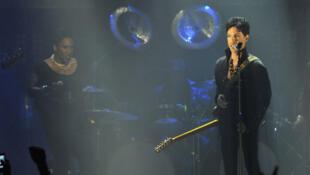 Prince au Métropolis, Festival de Jazz de Montréal, le 24 juin 2011.