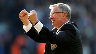 A file picture of former Manchester United manager Alex Ferguson who underwent a surgery for brain haemorrhage.