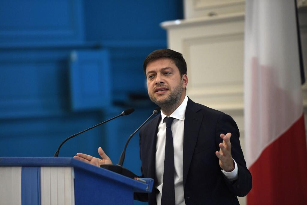 Maire de Marseille, Benoît Payan