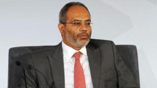 Carlos Lopes, secrétaire exécutif de la commission économique des Nations unies pour l'Afrique.