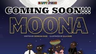 Moona - livre nigérian
