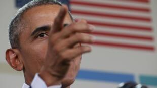 Barack Obama llegará a Cuba este domingo 20 de marzo.