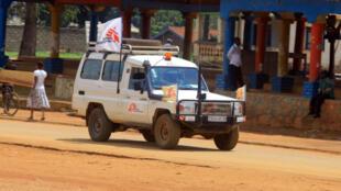 Beni, la capitale provinciale du Nord-Kivu où ont été découverts de nouveaux cas d'Ebola.