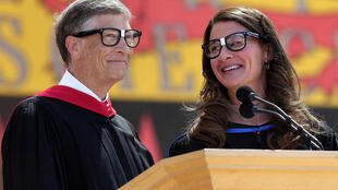 Bill and Melinda Gates set up their charitable foundation when, as young parents, they read about millions of children in developing countries dying from easily treatable illnesses such as diarrhea