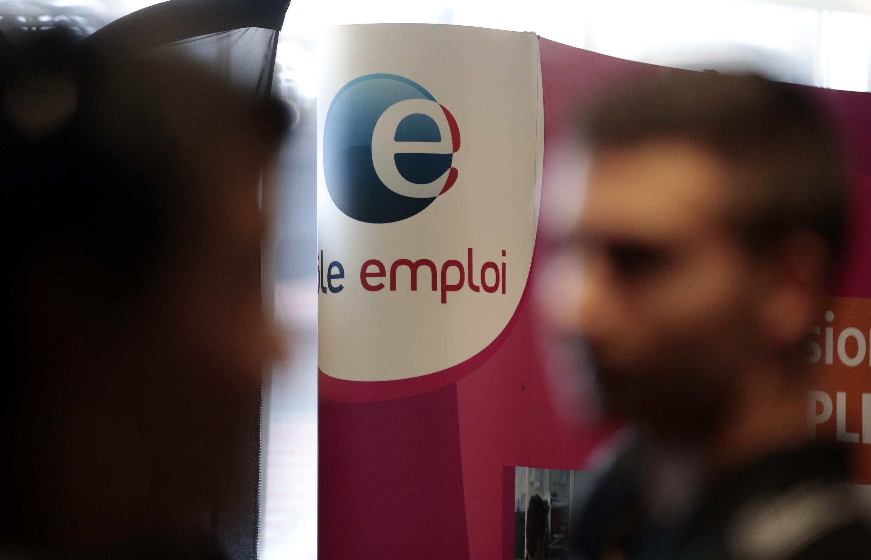 Job seeker at Pôle Emploi. File.