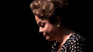 Shugabanr kasar Brazil Dilma Rousseff da aka dakatar