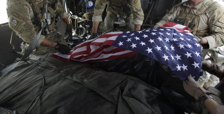 در بیانیه نیروهای حمایت قاطع هویت سربازان کشته شده و نحوه کشته شدن و محل مرگ این سربازان اعلام نشده است. - تصویر آرشیوی