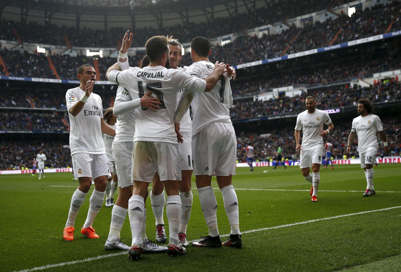 Real Madrid kumenyana na Atletico Madrid leo Jumanne Mei 2 katika uwanja wa Estadio Santiago Bernabeu.