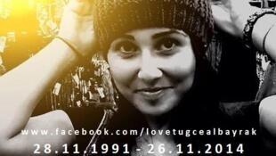 Varias páginas Facebook se han creado en homenaje a Tugce Albayrak.