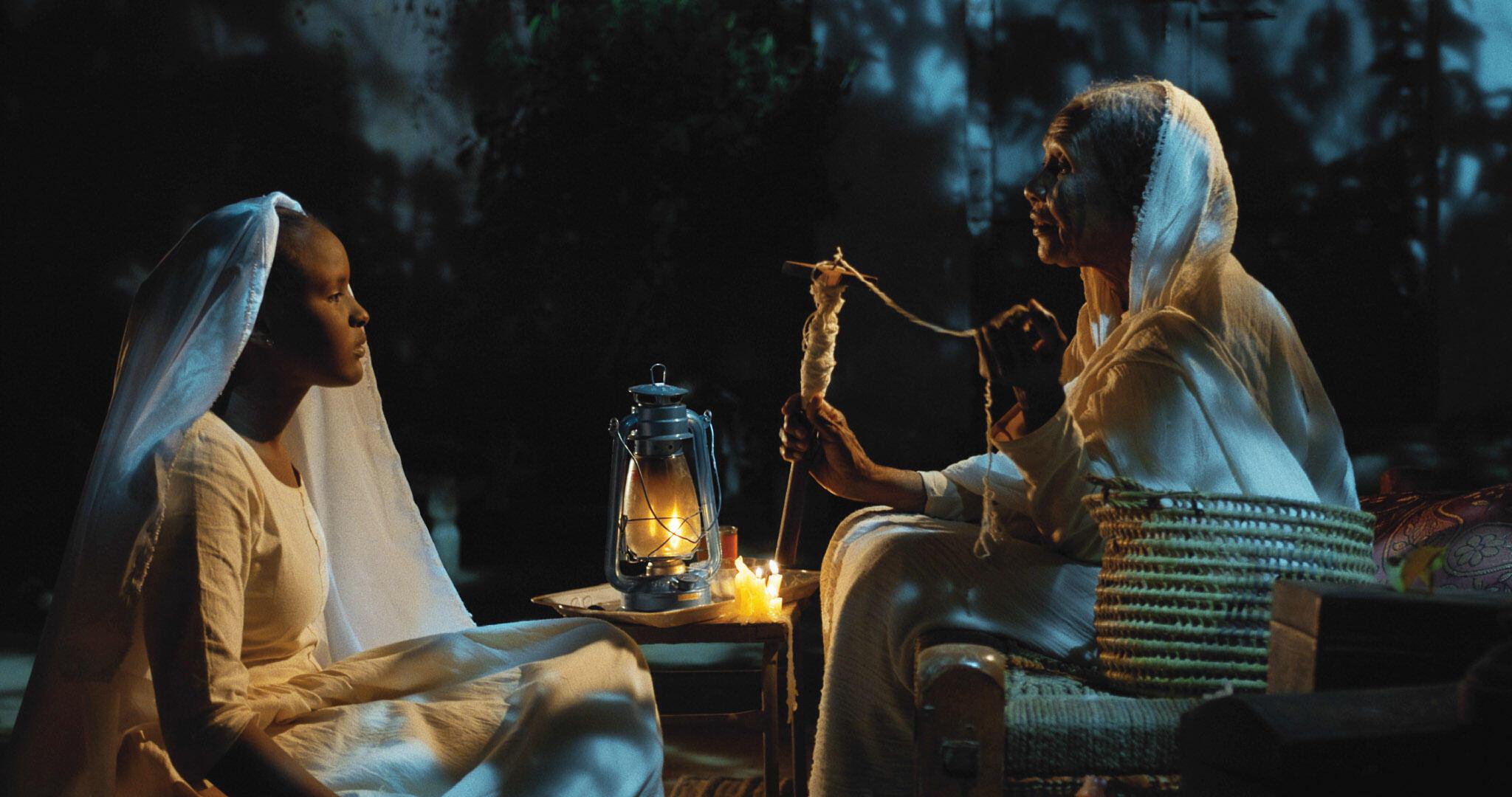 « Al-Sit », de Suzannah Mirghani (Soudan, Qatar), primé avec le Prix Canal+/Cine+ au Festiva l du court métrage de Clermont-Ferrand 2021.  ©SQPLCM