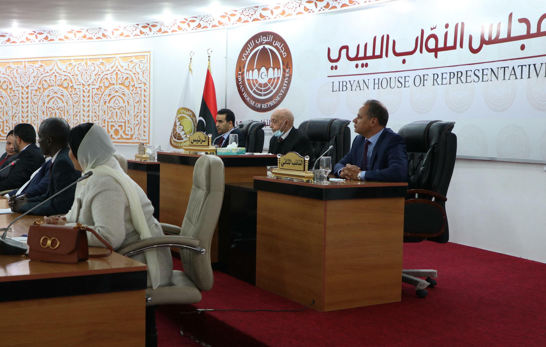 Parlement - Chambre des représentants - Libye
