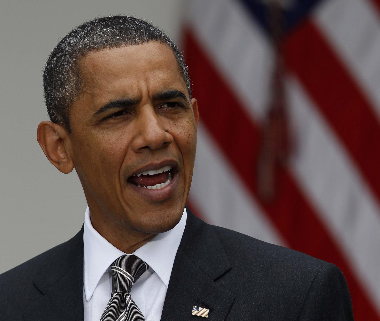 O presidente Barack Obama convoncou uma reunião de urgência sobre a dívida neste domingo, 10 de julho de 2011.
