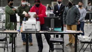 Elections sénatoriales États-Unis Georgie