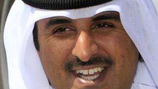 L'émir du Qatar, cheikh Tamim bin Hamad al-Thani a félicité le président égyptien par intérim.