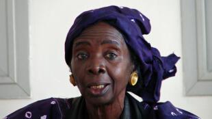 A 74 ans, Aminata Sow Fall est la doyenne des lettres sénégalaises.