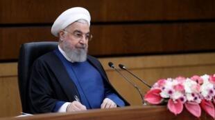 Iran-Hassan Rohani