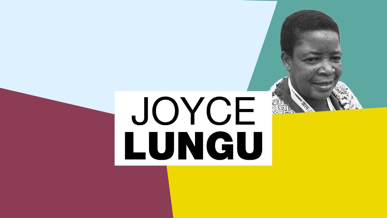 Joyce Lungu 60 ans entrepreneuse dans les bidonvilles de Lusaka