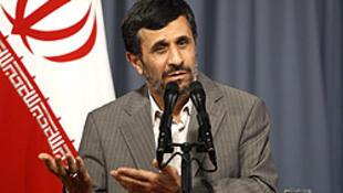 محمود احمدی نژاد، رییس جمهوری اسلامی ایران