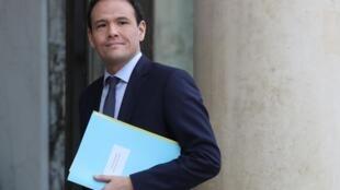 Le secrétaire d'État au numérique, Cédric O, souhaite une identité numérique pour les internautes français.
