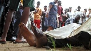 Violence continues in Bujumbura, Burundi's capital, despite talk of peace
