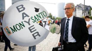 Tập đoàn dược phẩm Đức Bayer hiện là chủ sở hữu tập đoàn Monsanto.