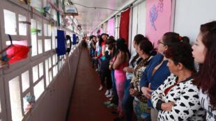 Entre 1991 y junio de 2018, la población de internas en las cárceles colombianas creció en 429%.