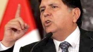 Alan García fue presidente de Perú durante los períodos 1985-1990 y 2006-2011