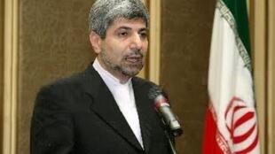 رامین مهمانپرست، سخنگوی وزارت امور خارجه